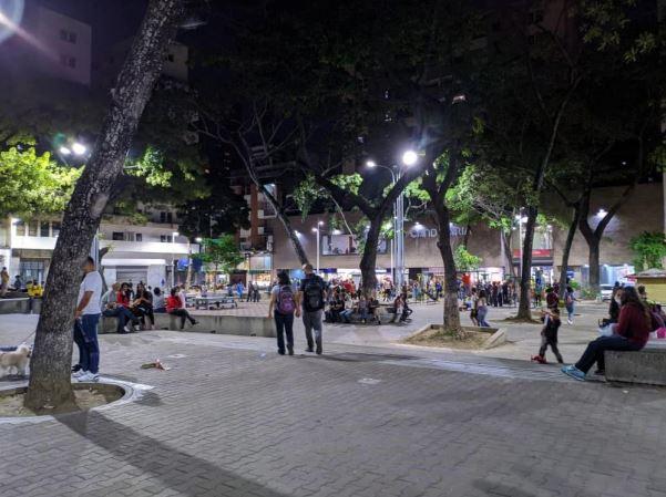 noche caraqueña